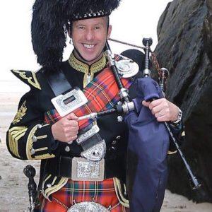 Duncan Nicholson Piper Glasgow